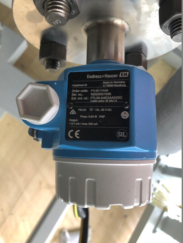 Busch Vacuum Pump System