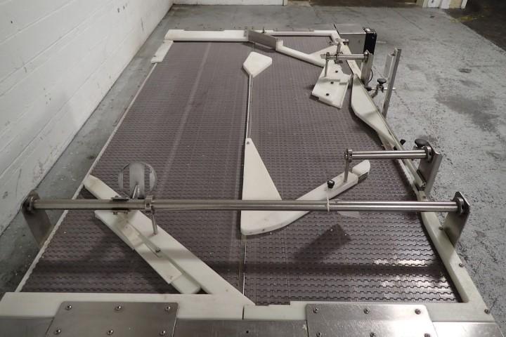 """Garvey Bi Flow Conveyor, 48"""" x 96"""""""