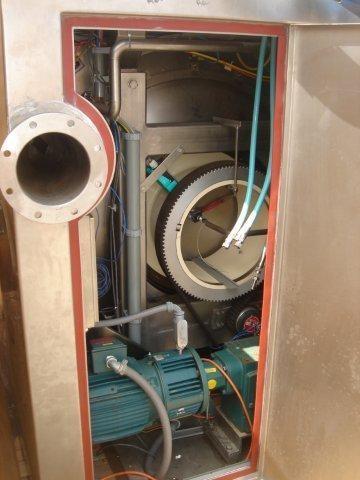 "40"" GLATT COATING PAN, S/S, MODEL GCX 1000"