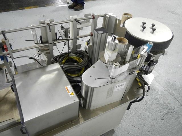 WEILER RFID LABELER, MODEL LA-3000L