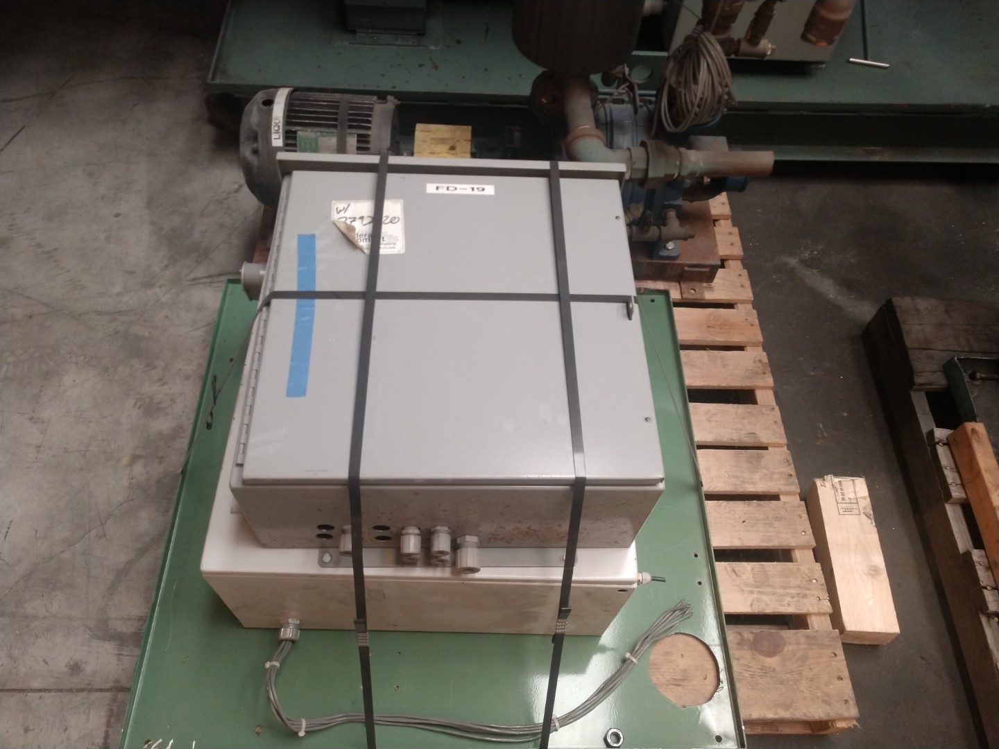 264 Sq Ft Stokes Freeze Dryer System