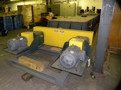 PUGMILL SYSTEMS PUGMILL, MODEL 50M