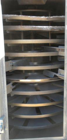 K10 WYSSMONT TURBO-DRYER, 304 S/S