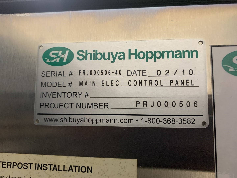 Shibuya Hoppman Two Color Tablet Feed System