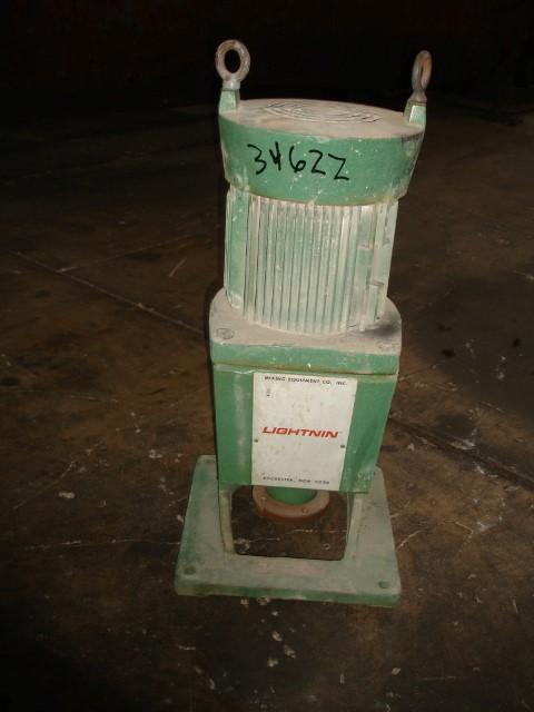 1 HP Lightnin Agitator Drive, Model NLDG-100