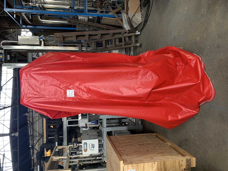 IMA NO2 Sterilizer, 316L S/S, Model NO2 Sterilizer 3.5