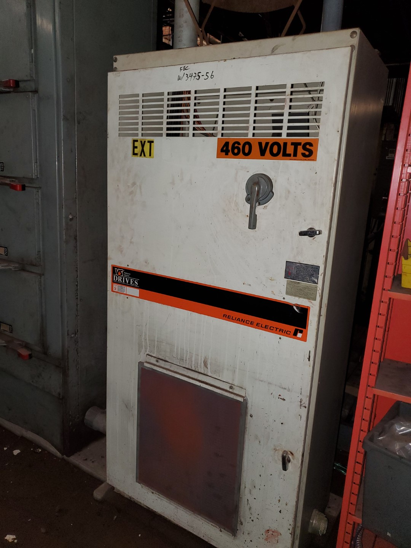 """5"""" NRM Extruder, 18:1 L/D, 150 HP"""