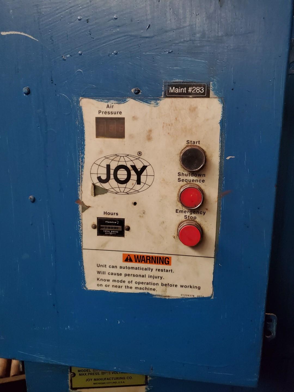 25 HP Joy Air Compressor, Model TA-025EB141TG
