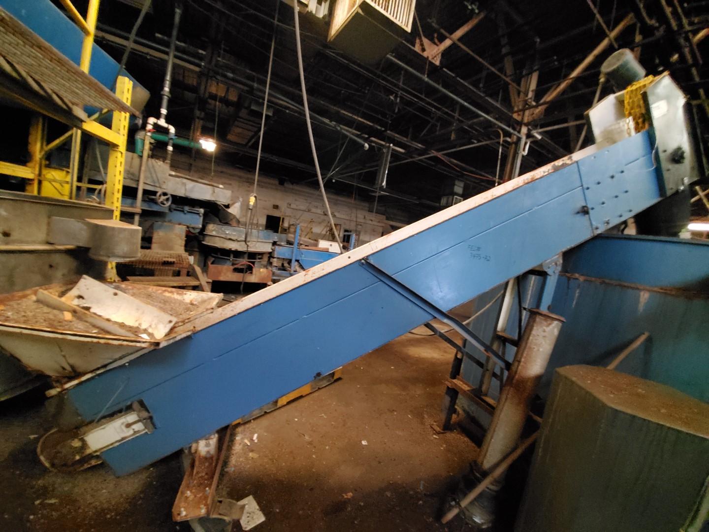 "12"" x 150"" Titan Inclined Belt Conveyor"
