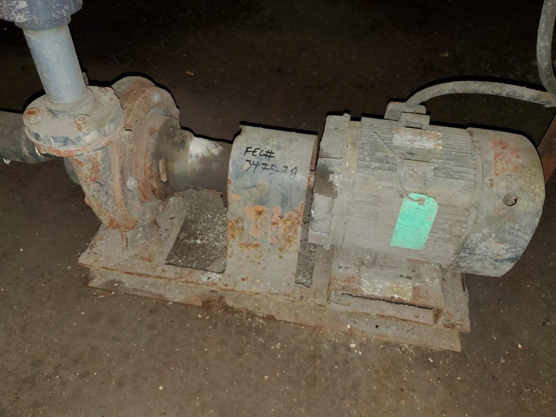 10 HP Centrifugal Pump, C/S