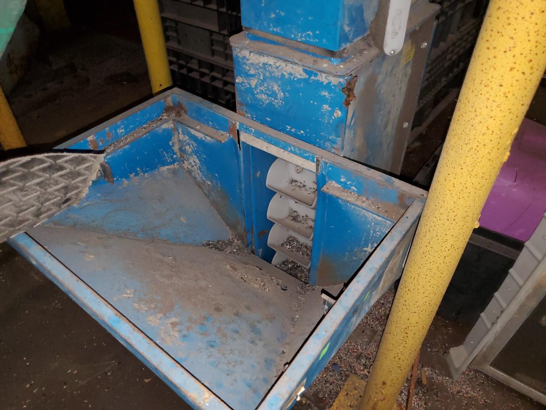 12'' Universal Industries Bucket Elevator, Model UITT, C/S