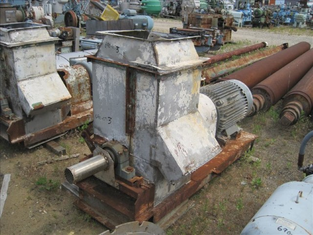 HAMMER MILL, 75 HP
