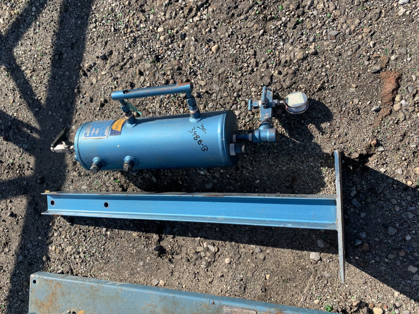 Zenith Meter Pump Base only with Motor