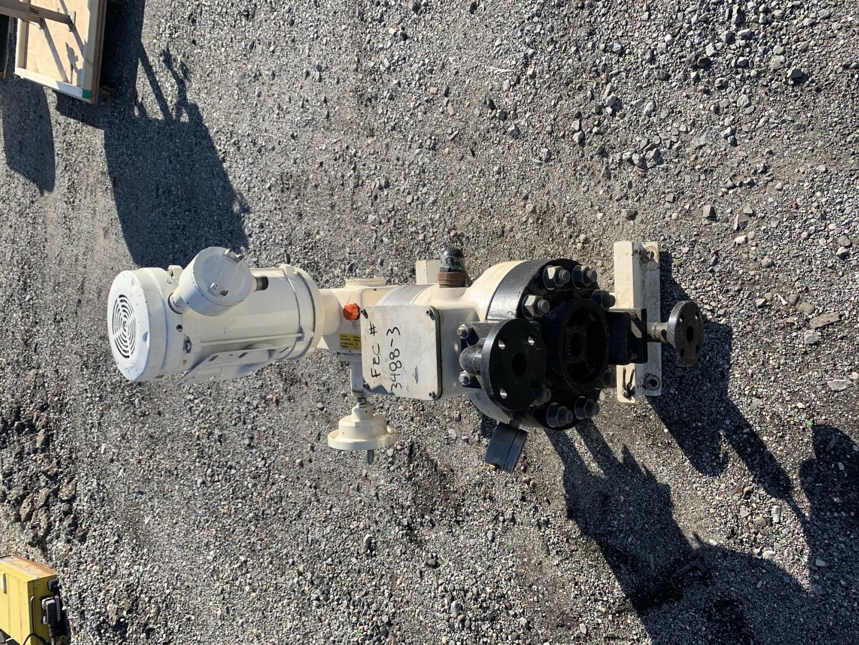 Braun+Luebbe Metering Pump, Model VE-K31