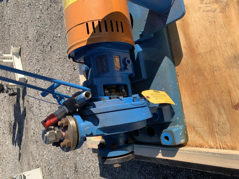 1.5 X 1 X 8 Goulds Centrifuge Pump, S/S