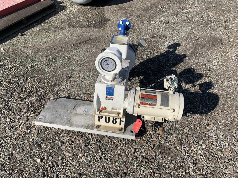Braun+Luebbe Metering Pump, Model H2-31