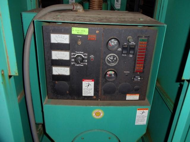 60 KW ONAN GENSET, NATURAL GAS FIRED