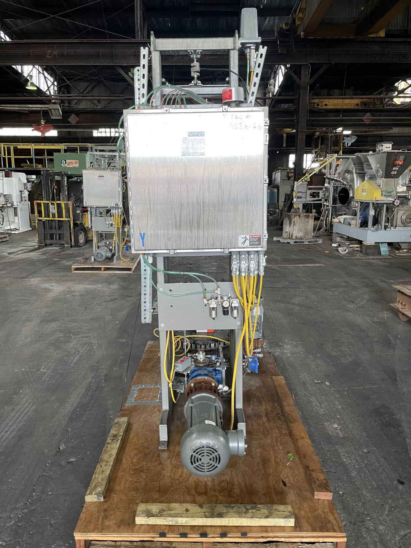 Taylor Products Drum Filling Station, Model TEVB-2