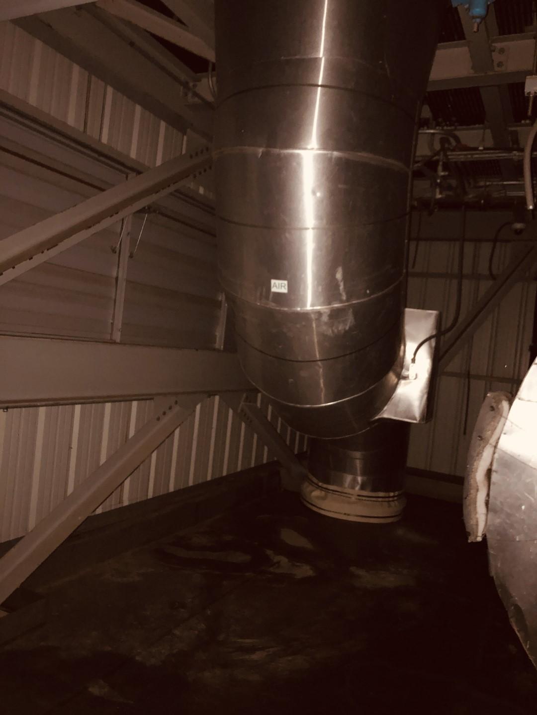 57'' Koch-Glitsch Column, 316H S/S, 1430 F