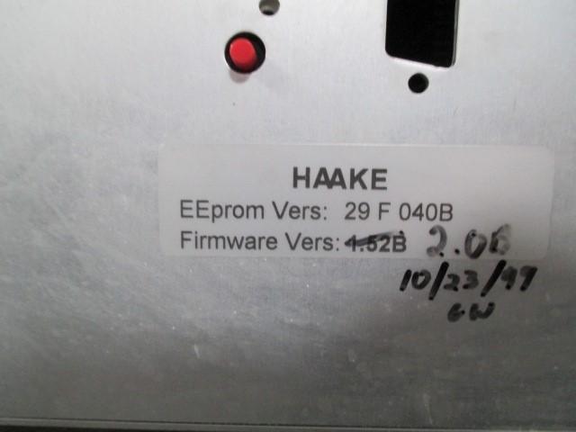 HAAKE POLY LAB RHEOMETER MIXER, S/S