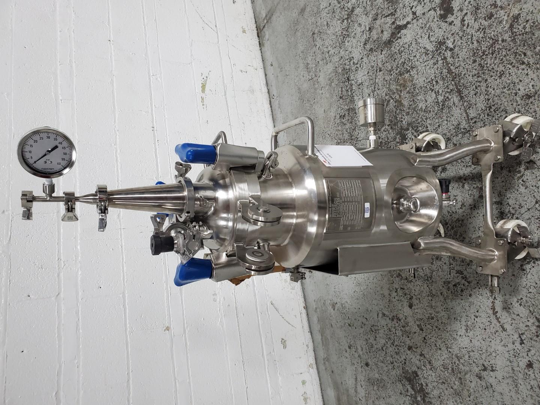 19 Liter Precision Reactor, 316L S/S, 50/50#