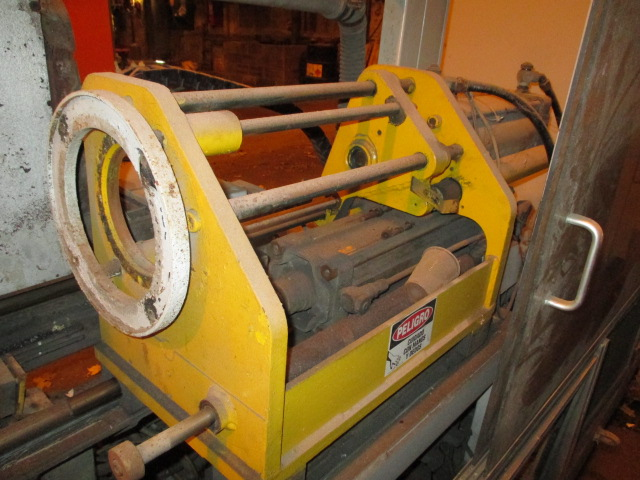 THYSSEN KRUPP NOTHELFER SOCKET WELDING MACHINE, KK 160 A/2