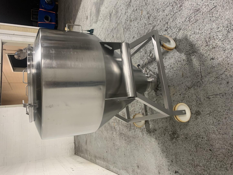 800 Liter LB Bohle Bin, S/S