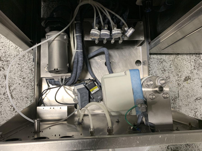 "36"" Thomas Compu-Lab 36NXR Coating Pan, S/S"