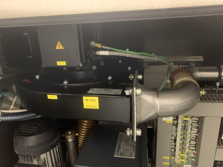 10 Liter LB Bohle High Shear Mixer, Model VMA10V M EX