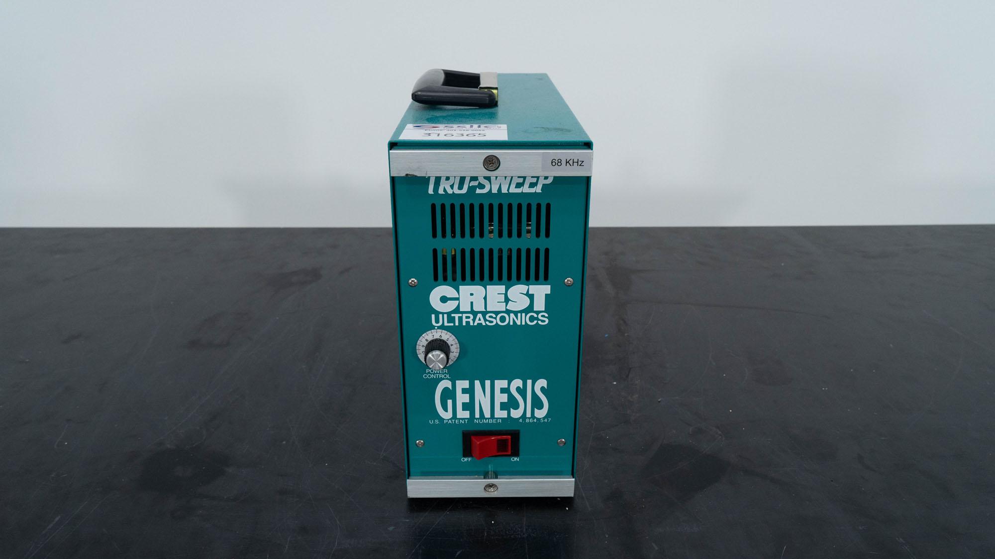 Crest Ultrasonice Generator, Model 6G-500-6