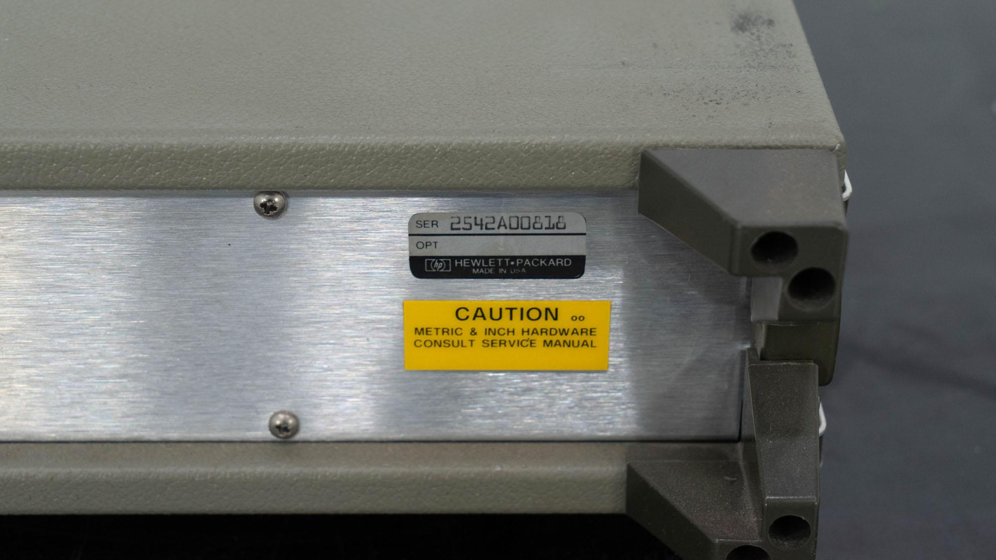 Hewlett Packard S-Parameter Test Set, Model 85046A