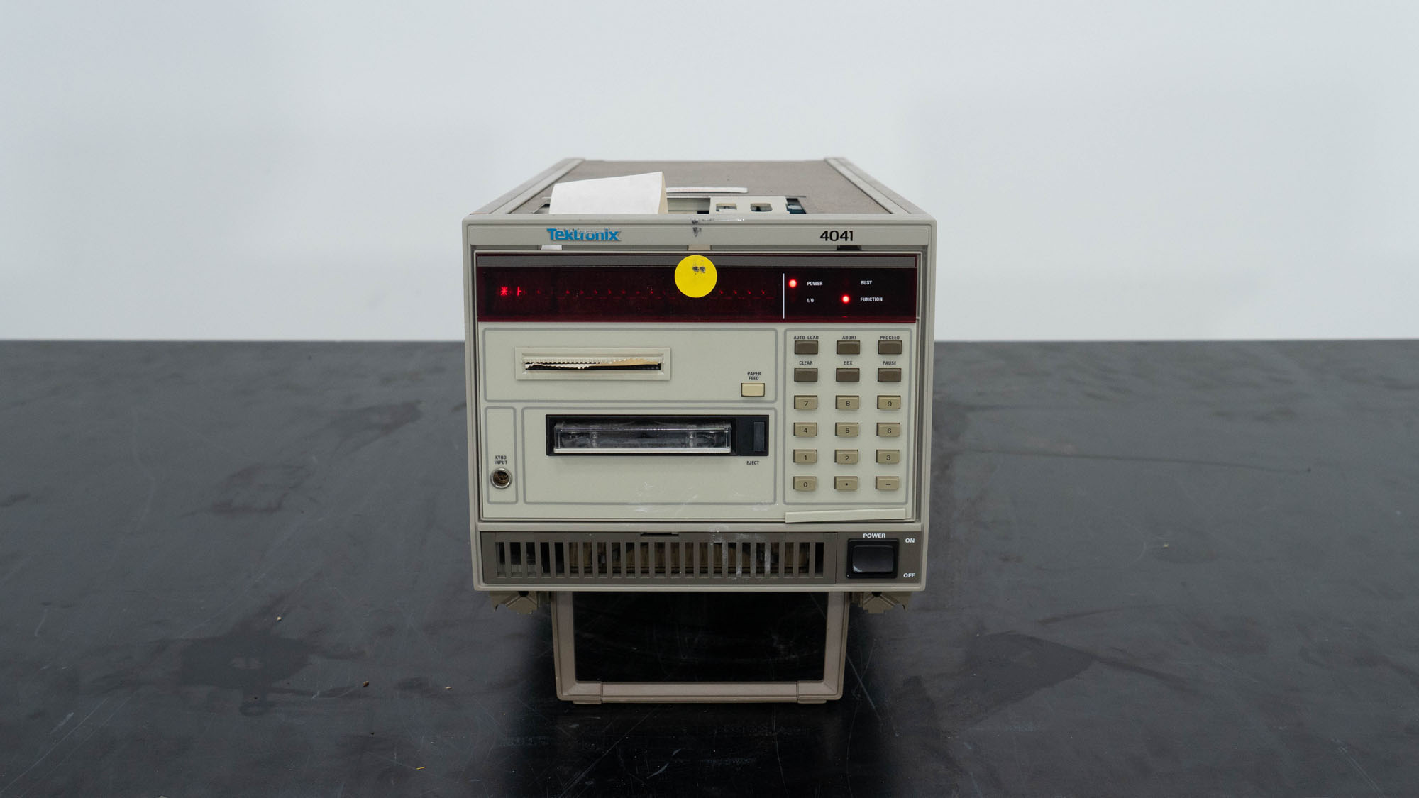 Tektronix Controller, Model 4041