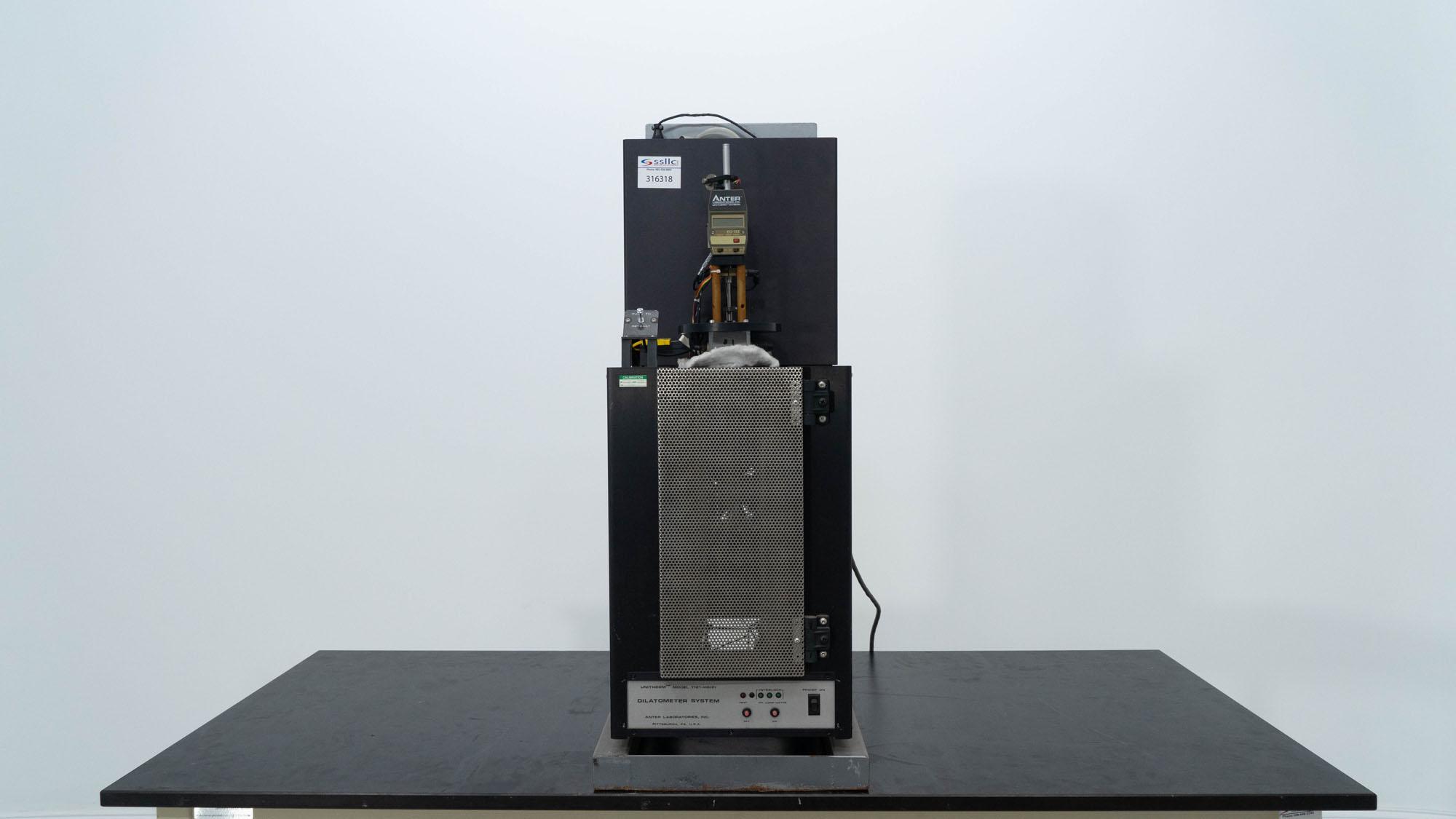 Anter lab Unitherm Dilatometer, Model 1121-HRP