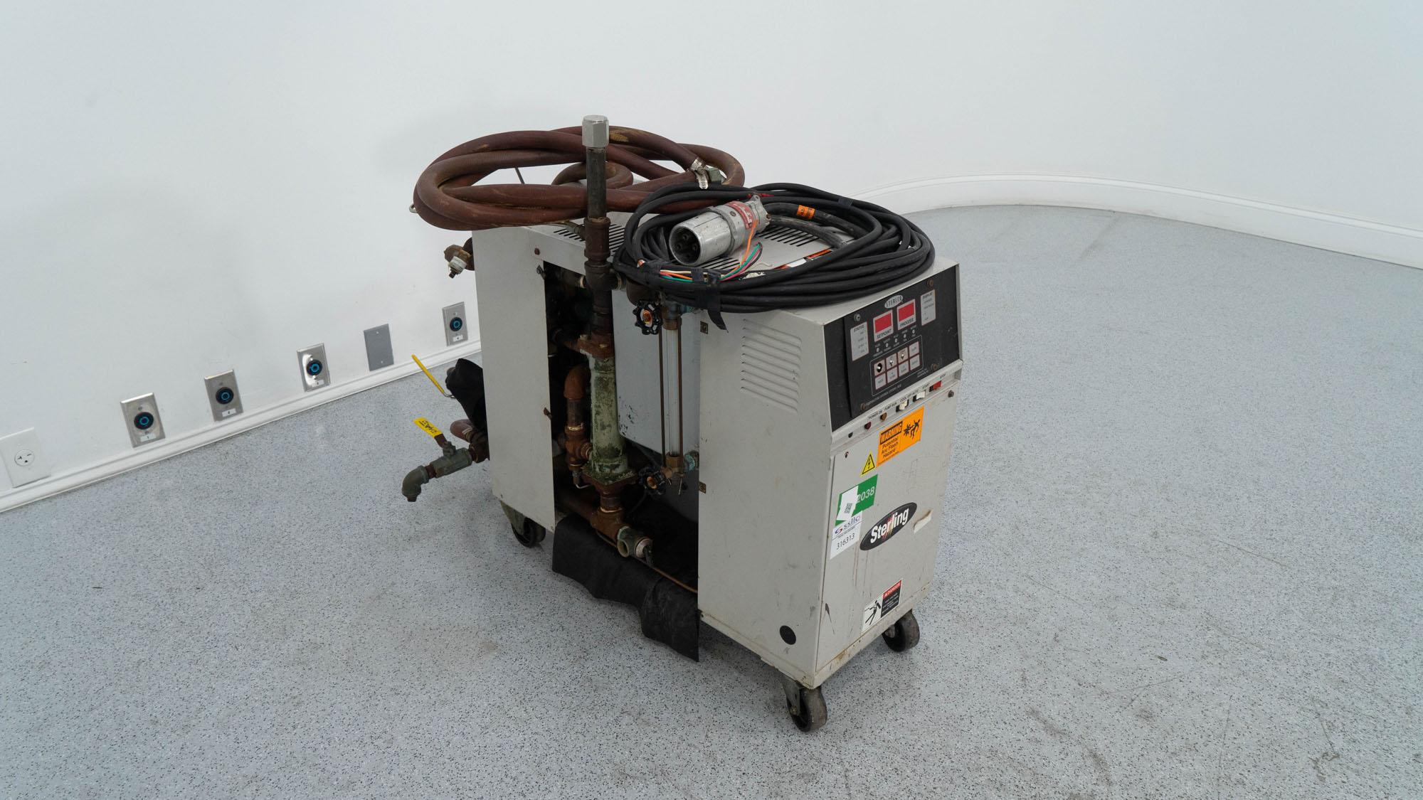 6 KW Sterling Hot Oil Unit, Model M2B6010