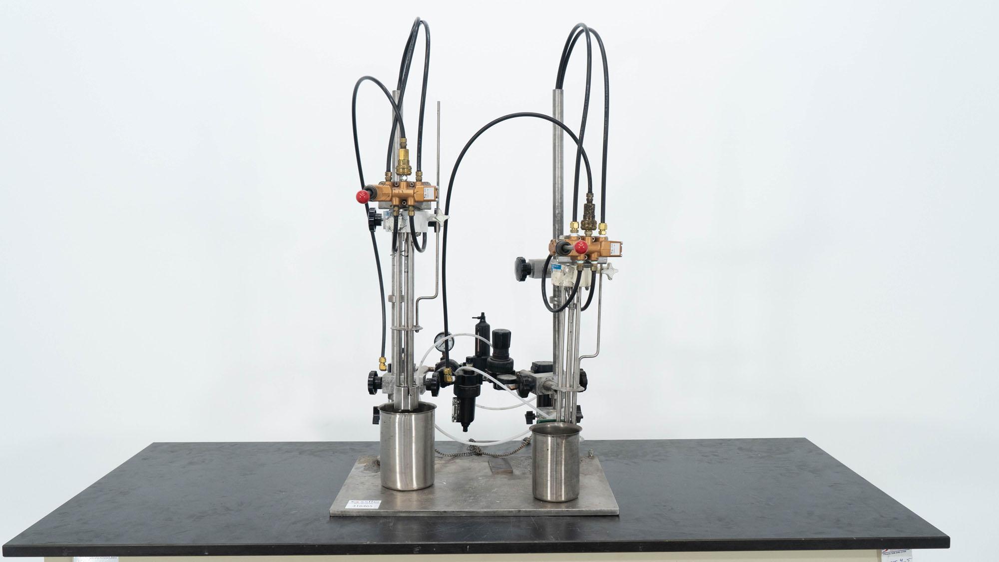 Arde-Barinco Homogenizer, Model CJ4CX