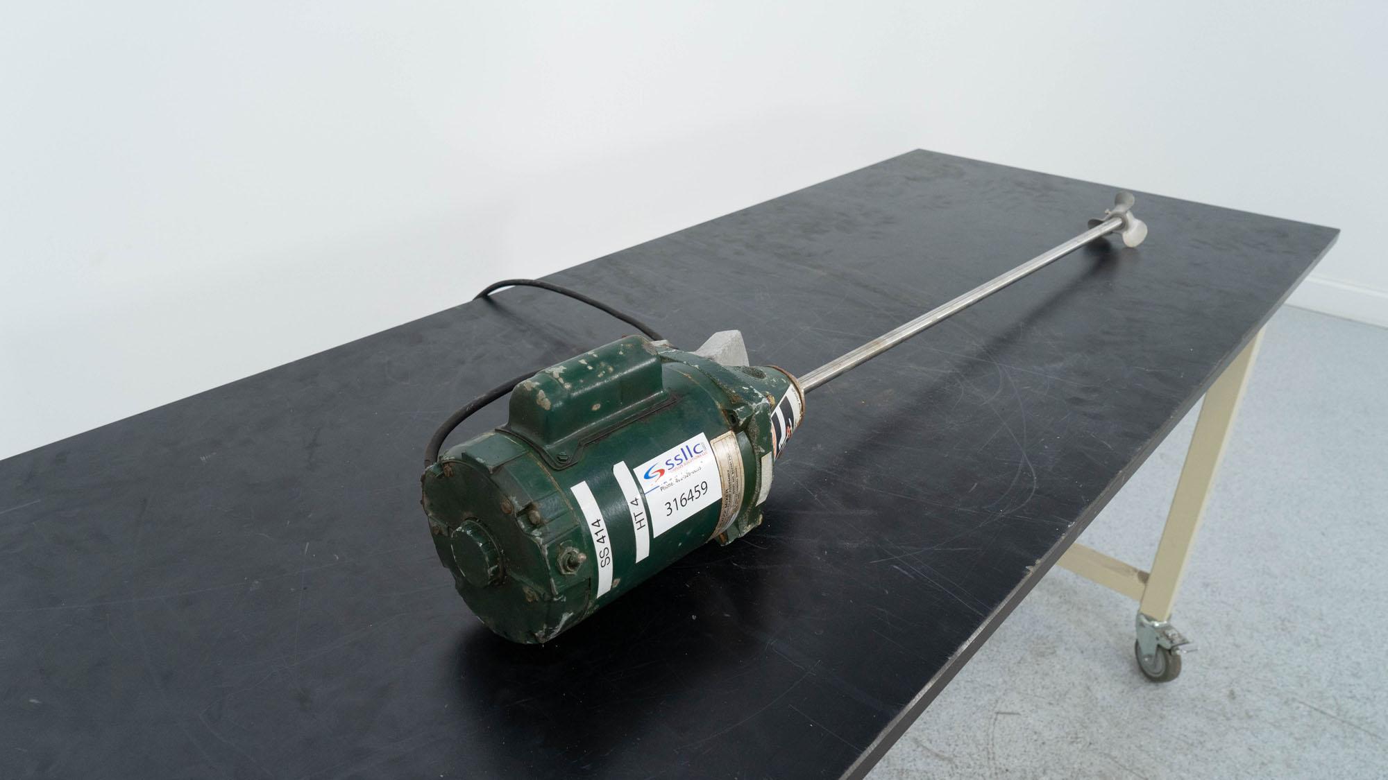0.25 HP Lightnin Mixer