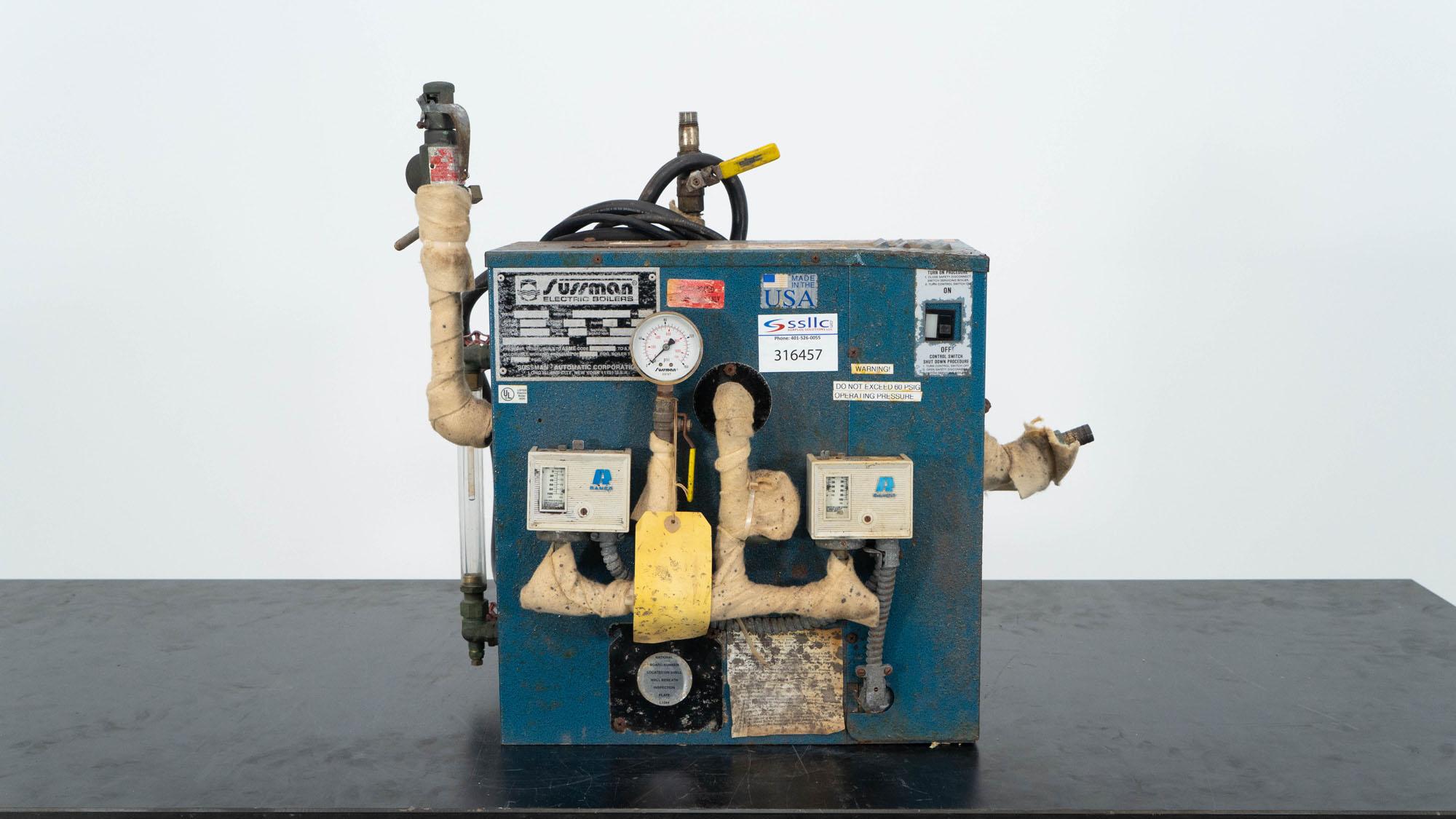 Sussman Electric Boiler