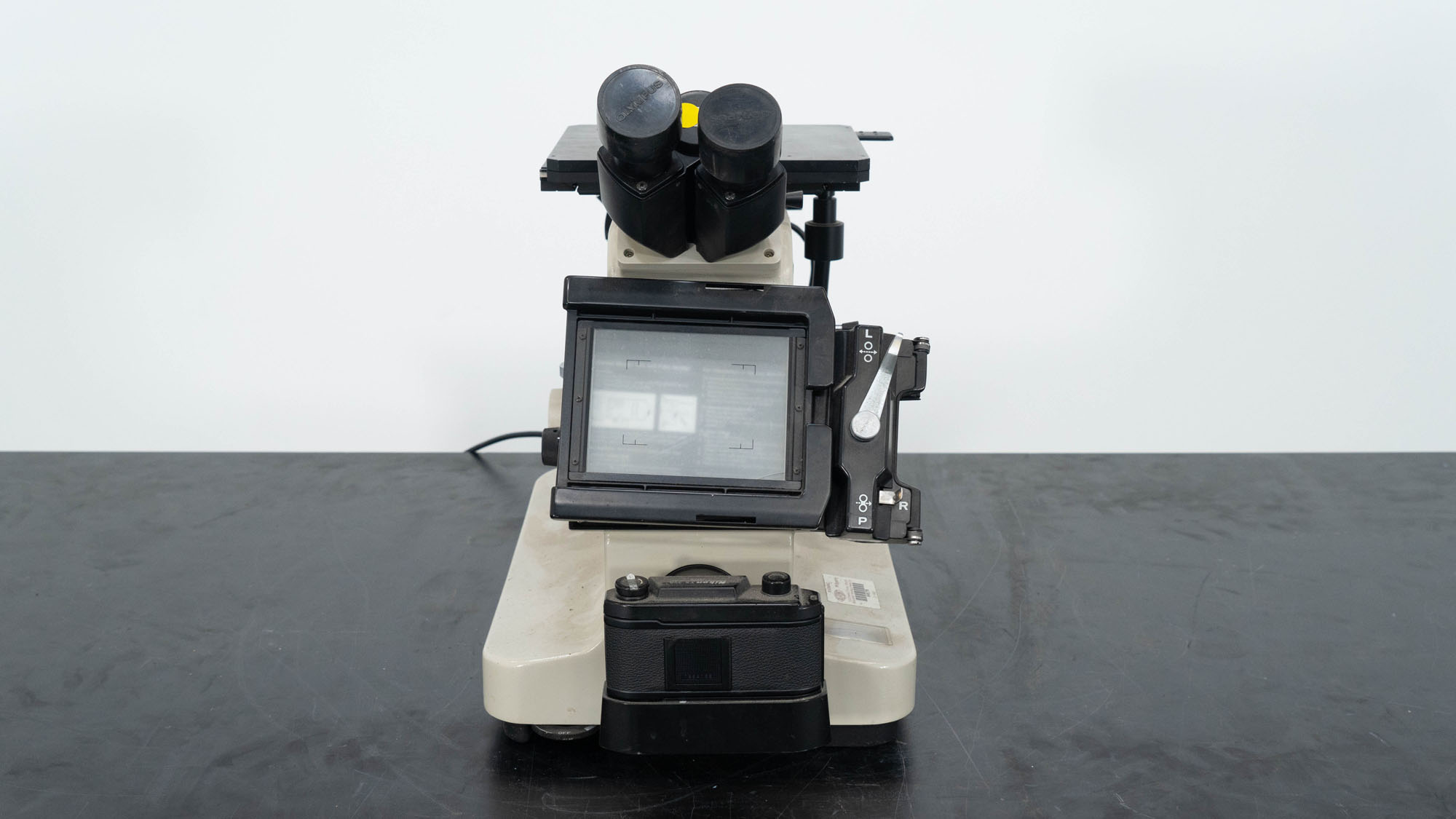 Nikon Microscope, Model Epiphot