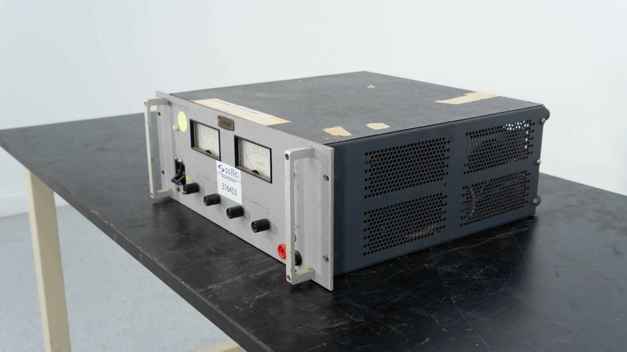 HP Power Supply, Model 6268B