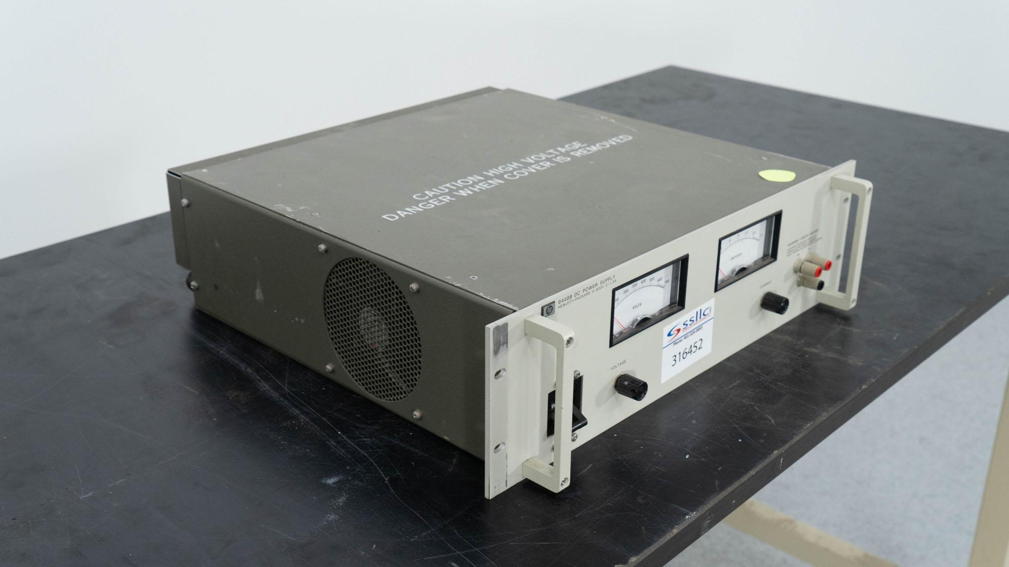 HP Power Supply, Model 6448B