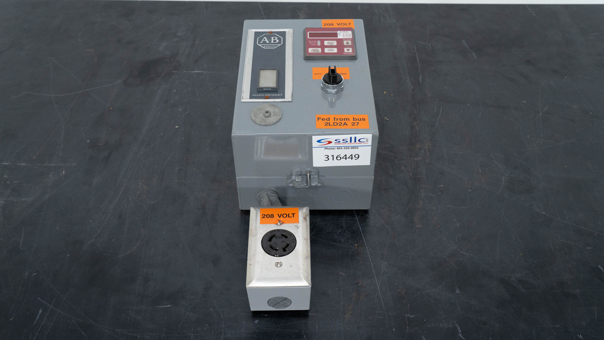 Allen Bradley Power Box