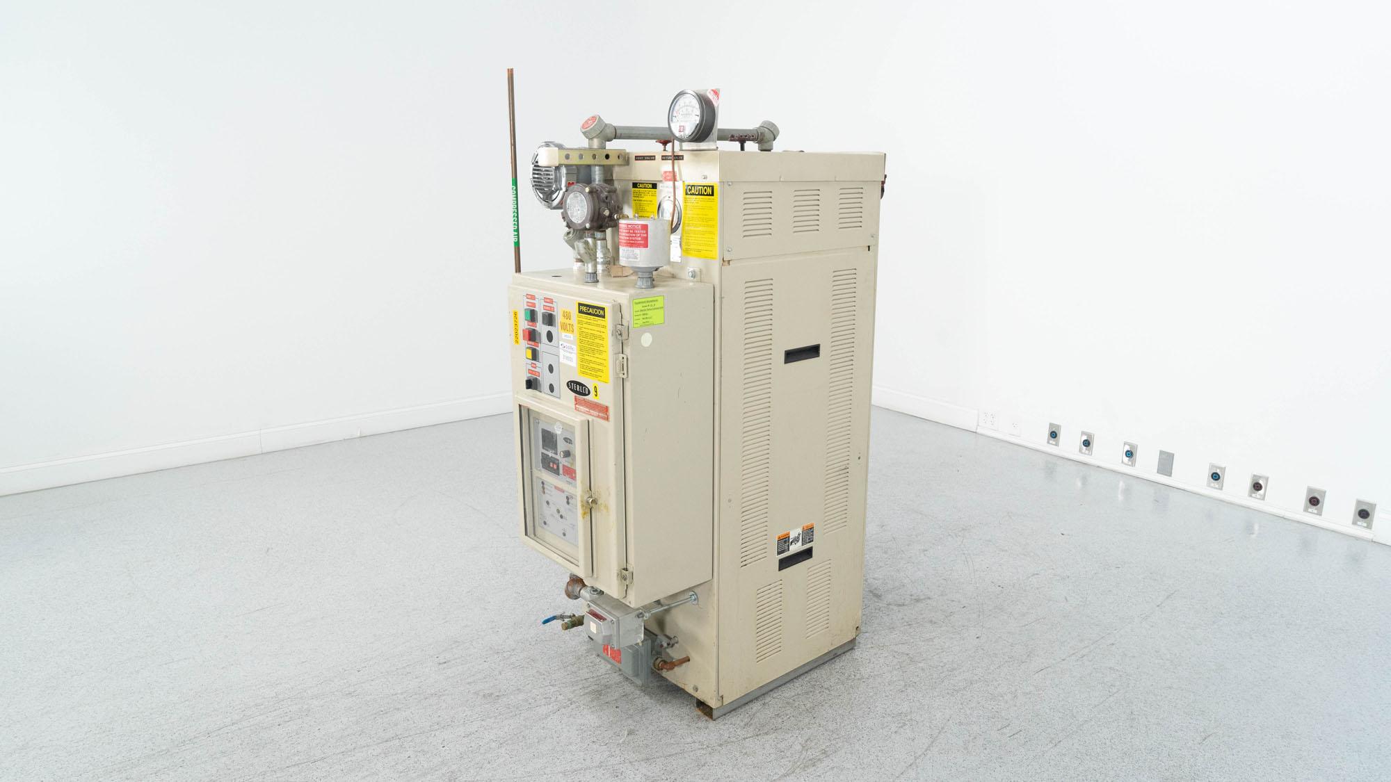 18 KW Sterlco Temperature Control Unit, Model S9016-J1