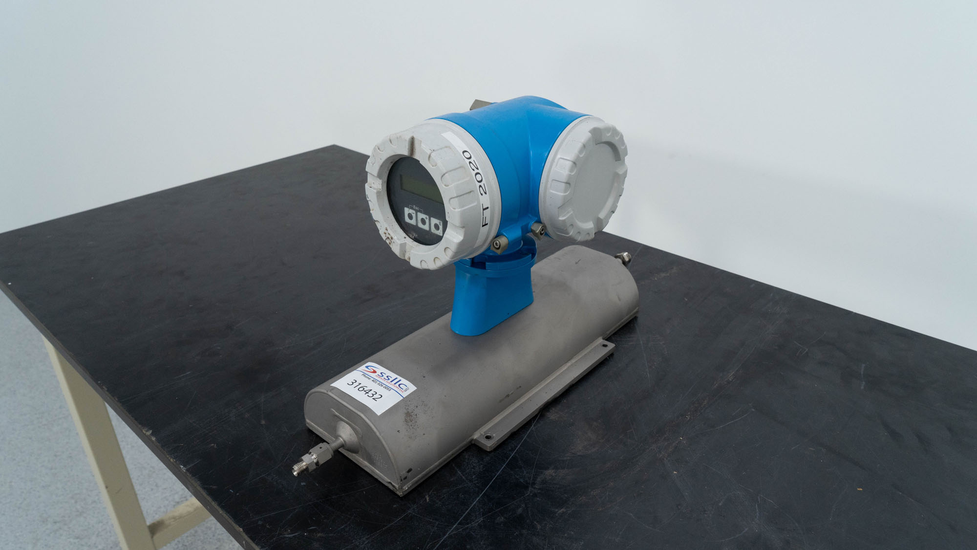 Endress+Hauser Promass 80 Flow Meter