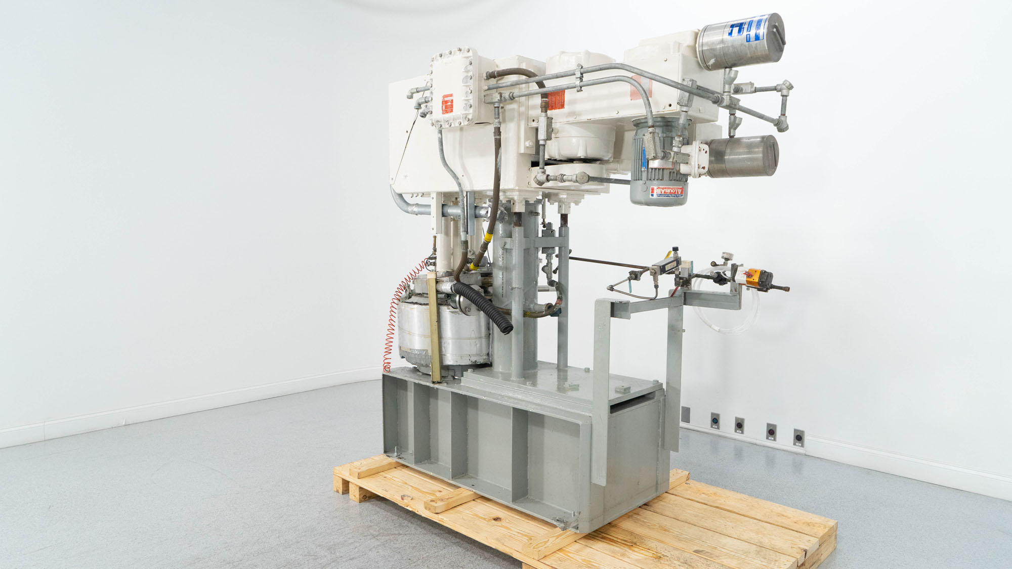 10 Gal Ross Planetary Mixer, Model PVM-10, S/S
