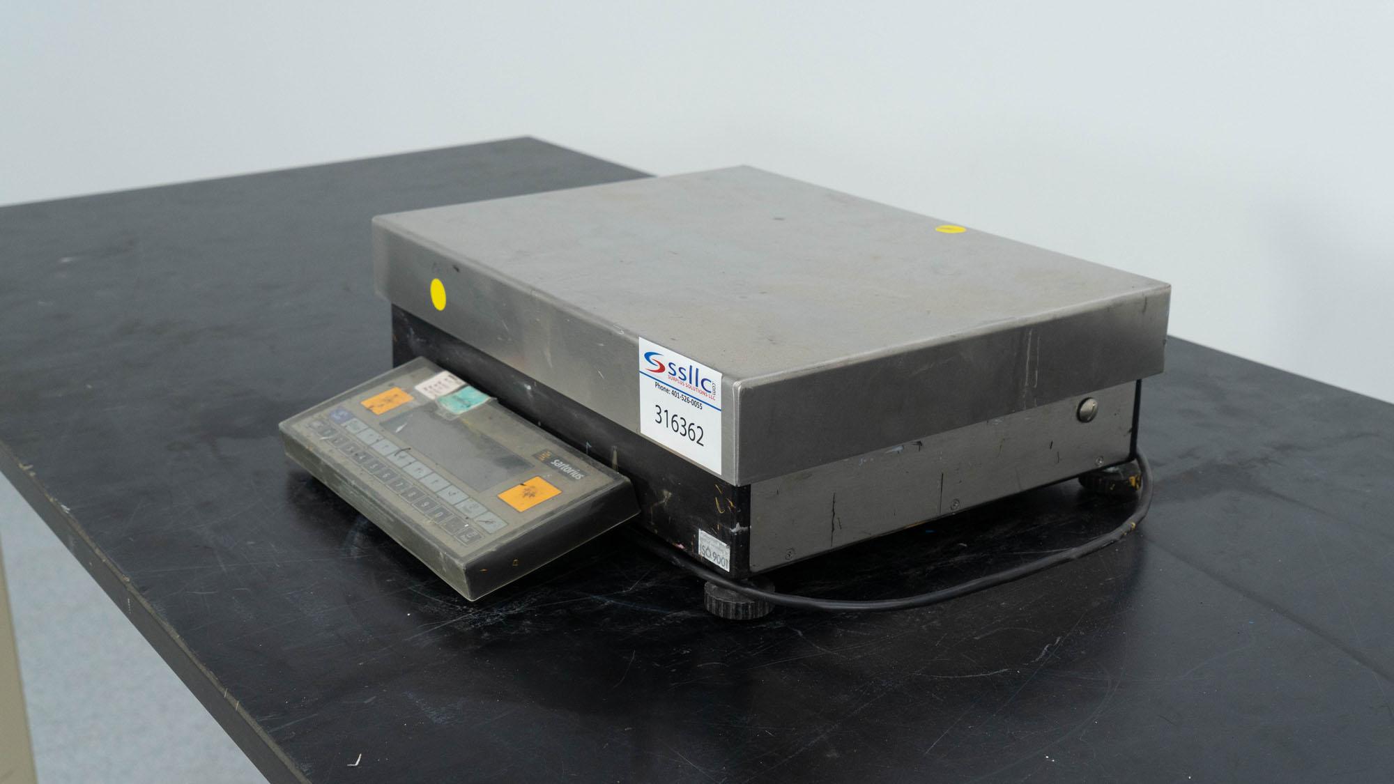 Sartoius Balance, Model FC34EDE-HX