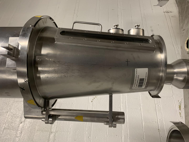 Glatt GPCG 3 Fluid Bed Dryer Granulator
