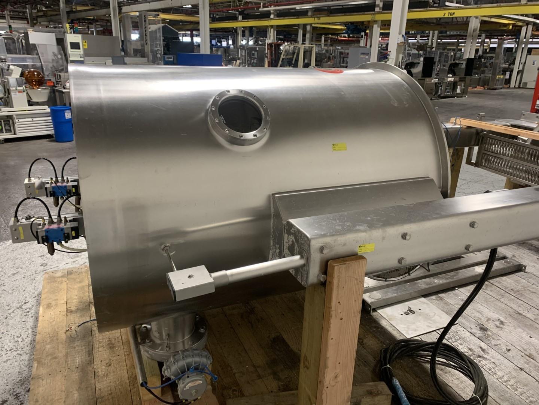 Glatt GPCG 30 Fluid Bed Dryer Granulator, S/S