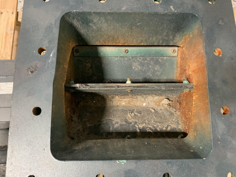 1500 Sq Ft Camfil Farr Dust Collector, Model GS4, C/S