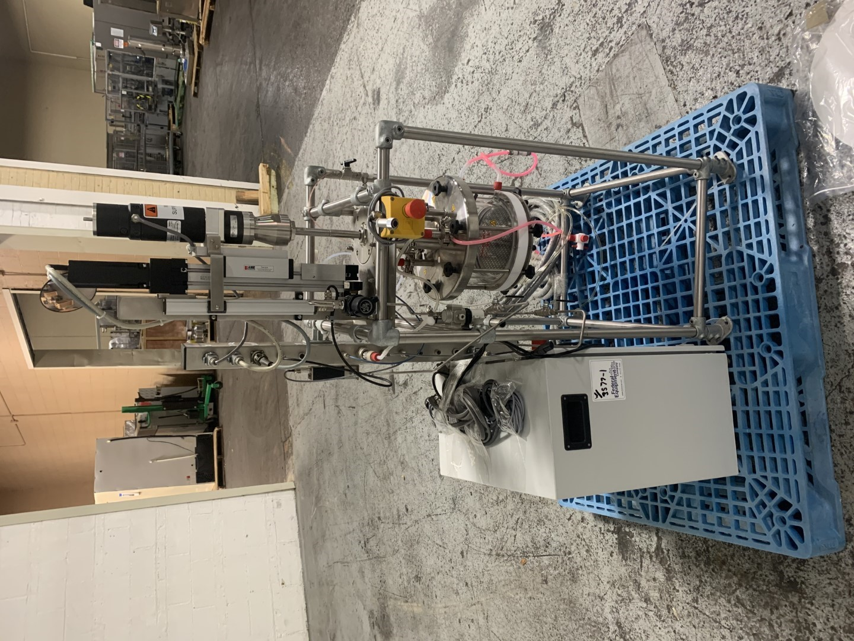 0.0314 Sq Meter ProCepT Nutsche Filter Dryer