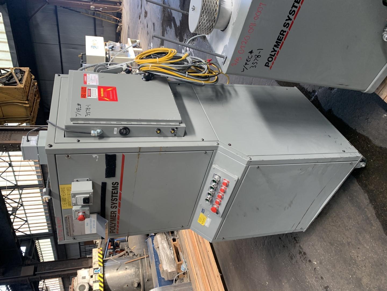 Hosokawa Polymer Systems Granulator, Model 20/12 RO
